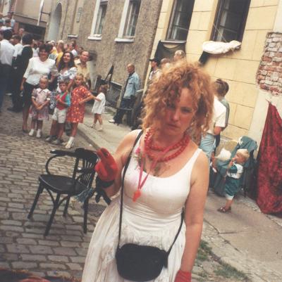 Liuda Vismantaitė, Jūros šventė 97