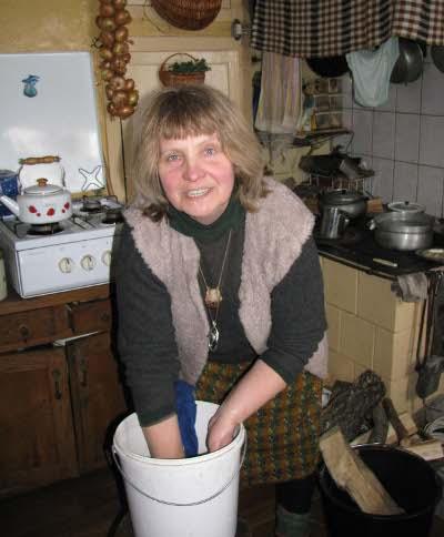 Liuda Vismantaitė